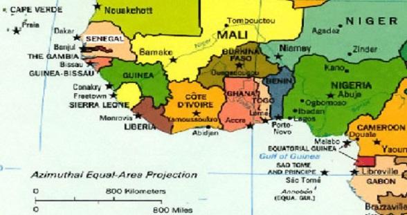 vestafrika