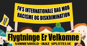 antiracisme 19 marts