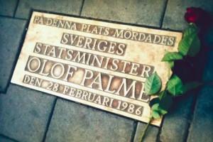 palmemordet-plakett