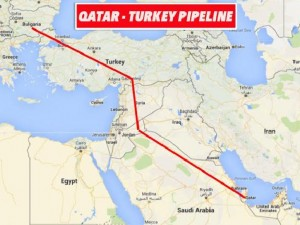 pipeline qatar _ turkey