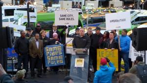Uber_Protest_Portland_US