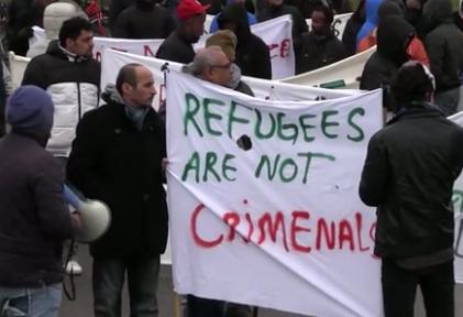 Flygtninge: Et telt koster 165 kroner at opvarme i døgnet