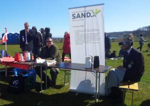 SAND-politiker med skyklapper