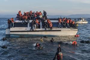 flygtninge syrien og irak
