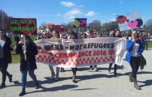 wars - not refugees