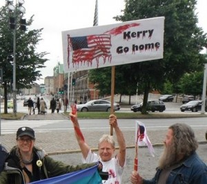 Kerry Go Home_sign