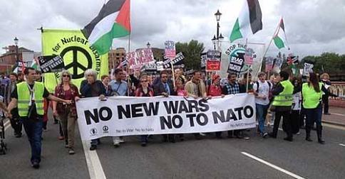 NATO-topmøde 8. – 9. juli: Send flere penge til oprustning og krigsforberedelser | KPnet