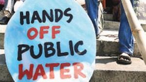 hands off public water