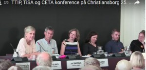 konference Christiansborg