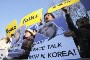 south-koreans-call-on-perry-to-start-peace-talks-with-north-korea