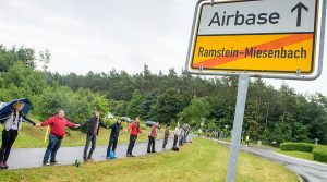 Protest Ramstein