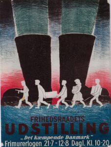 Plakat_1945_ISO_Det_kaempende_Danmark