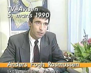 Anders Fogh Rasmussen - kreativ bogføring