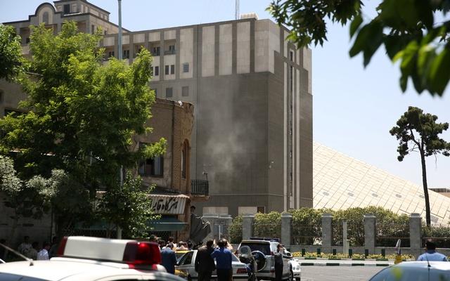 Parlement Teheran