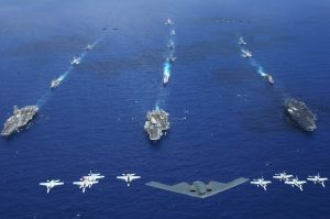 military_aircraft_carriers_strike_groups_formation_stealth_bomber_b_2_spirit_fighter_jet_flying-913566.jpg!d