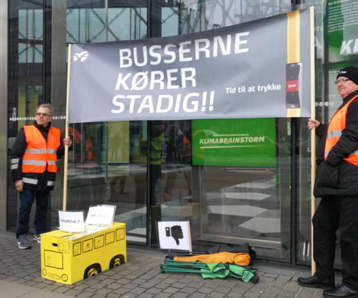 Transport Logistic: Busserne kører stadig  men snart kan...