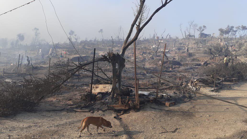 Moria-lejren nedbrændt: Også Danmark må tage imod flygtninge