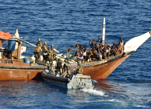 somalia pirater